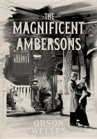 Cover image for The magnificent Ambersons