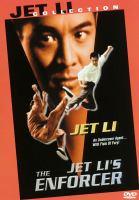 Cover image for Jet Li's The enforcer