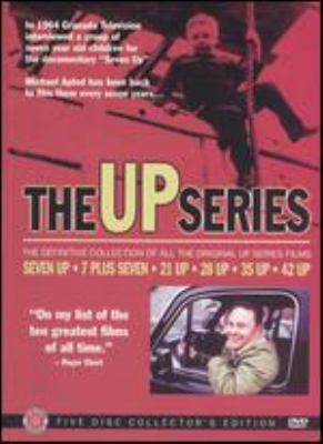 Cover image for The up series