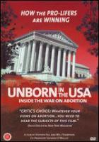 Cover image for Unborn in the USA