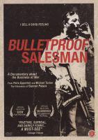 Cover image for Bulletproof salesman