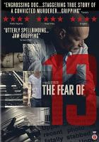 Cover image for The fear of 13
