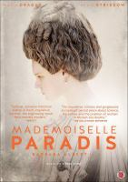 Cover image for Mademoiselle Paradis