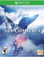 Imagen de portada para Ace combat.  7 Skies unknown.