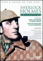 Cover image for Sherlock Holmes collection