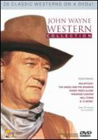 Cover image for John Wayne western collection