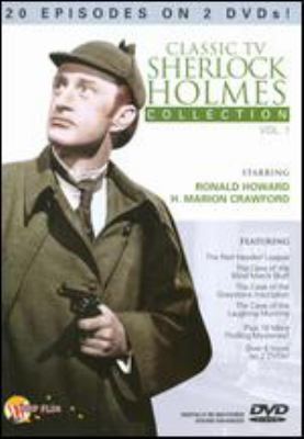 Imagen de portada para Sherlock Holmes collection Vol. 1.