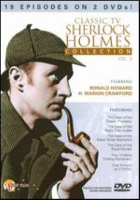 Cover image for Sherlock Holmes collection Vol. 2.