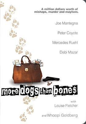 Cover image for More dogs than bone$