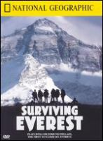Cover image for Surviving Everest