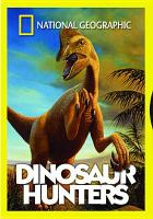 Cover image for Dinosaur hunters