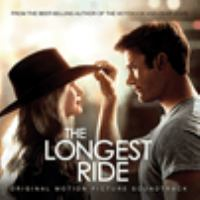 Cover image for The longest ride original motion picture soundtrack.
