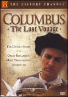 Cover image for Columbus the lost voyage
