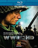 Cover image for WWII in HD