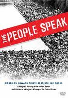 Imagen de portada para The people speak