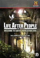 Cover image for Life after people, the series The complete season two