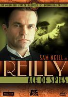 Cover image for Reilly ace of spies