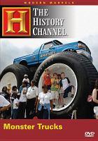 Cover image for Modern marvels. Monster trucks