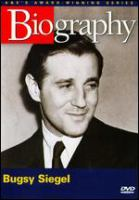 Cover image for Bugsy Siegel