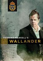 Cover image for Henning Mankell's Wallander