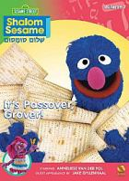 Cover image for Shalom sesame It's passover, Grover! = Reḥov Sumsum.