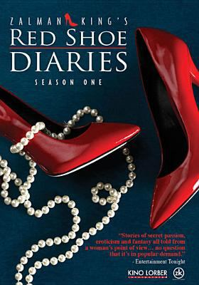 Cover image for Red shoe diaries Season one.