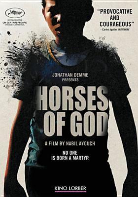 Cover image for Horses of God Chevaux de Dieu