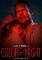 Cover image for Color of night