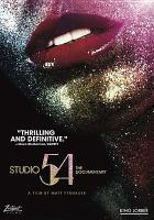 Cover image for Studio 54