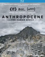 Cover image for Anthropocene the human epoch