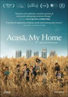 Cover image for Acasa, my home