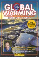 Imagen de portada para Global warming the rising storm