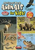 Cover image for National park animals for kids!