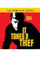 Imagen de portada para It takes a thief the complete series.