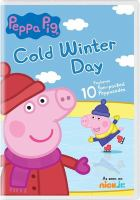 Cover image for Peppa Pig cold winter day