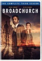 Cover image for Broadchurch The complete third season.