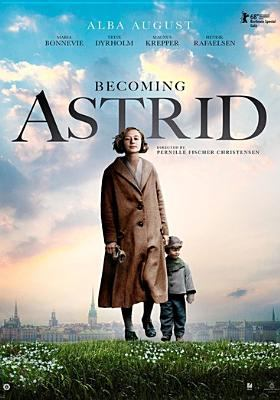 Cover image for Becoming Astrid