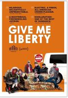 Cover image for Give me liberty