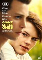 Cover image for Giant little ones
