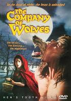 Cover image for The Company of wolves
