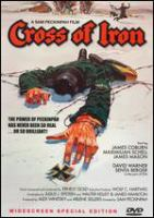 Cover image for Cross of iron