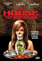 Cover image for The house that dripped blood