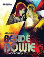 Cover image for Beside Bowie the Mick Ronson story
