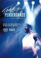 Cover image for Teddy Pendergrass if you don't know me