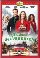 Cover image for Christmas in Evergreen