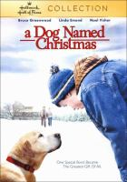 Cover image for A dog named Christmas