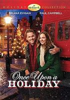 Cover image for Once upon a holiday