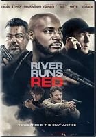 Cover image for River runs red
