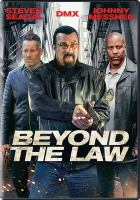 Cover image for Beyond the law