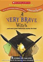 Cover image for A very brave witch and more great Halloween stories for kids!